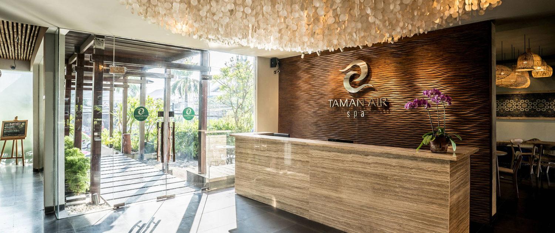 Taman Spa Bali Bali Luxury Spa Treatment Centre In Seminyak Kuta